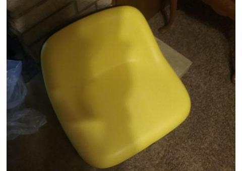 New John Deere seat